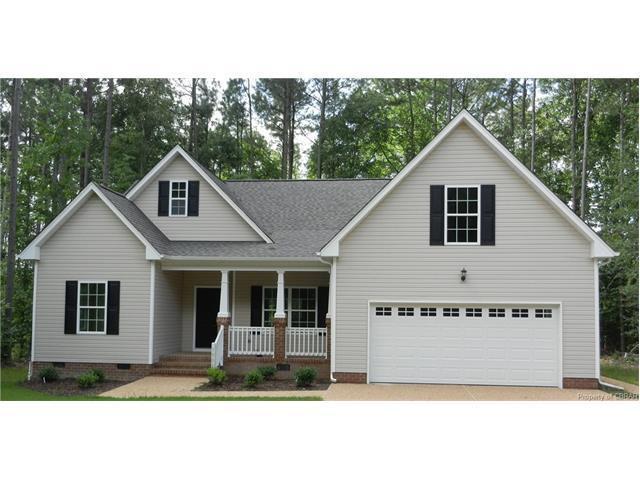 Lot 116 Patrick Henry Way, Gloucester, VA 23061 (MLS #1807118) :: Chantel Ray Real Estate