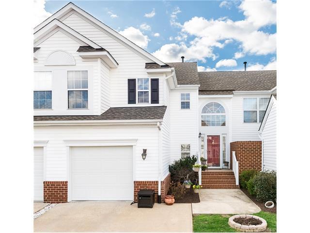 14443 Duckridge Terrace #20, Midlothian, VA 23112 (MLS #1807132) :: RE/MAX Action Real Estate