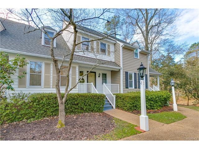 2 Muirfield Green Lane #2, Chesterfield, VA 23112 (MLS #1807165) :: RE/MAX Action Real Estate