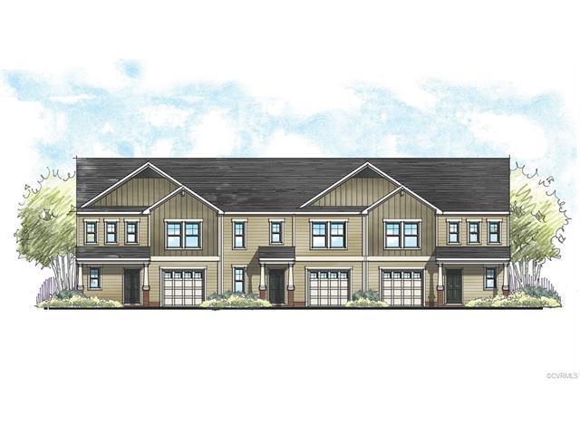 2124 New Market Village Boulevard Bb2-3, Henrico, VA 23231 (MLS #1807179) :: RE/MAX Action Real Estate