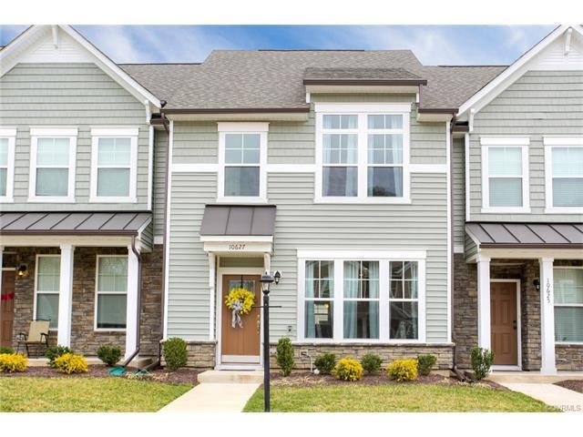10627 Marions Place #10627, Glen Allen, VA 23060 (MLS #1807226) :: Chantel Ray Real Estate