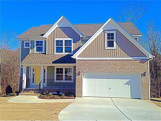 6313 Anise Circle, Moseley, VA 23120 (MLS #1807307) :: RE/MAX Action Real Estate
