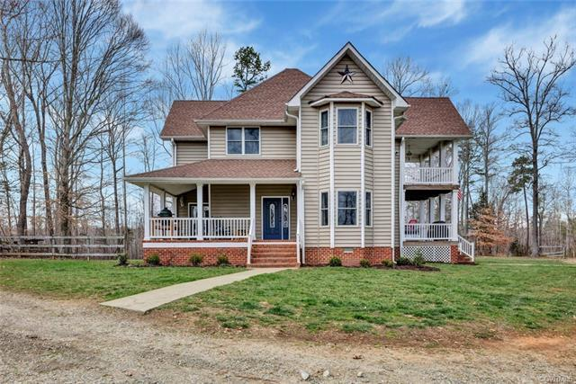20950 Rocky Ford Road, Jetersville, VA 23083 (MLS #1807350) :: RE/MAX Action Real Estate