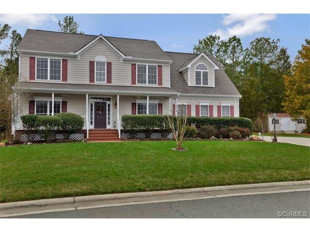 9836 Garden Grove Court, Chesterfield, VA 23832 (MLS #1807404) :: Chantel Ray Real Estate