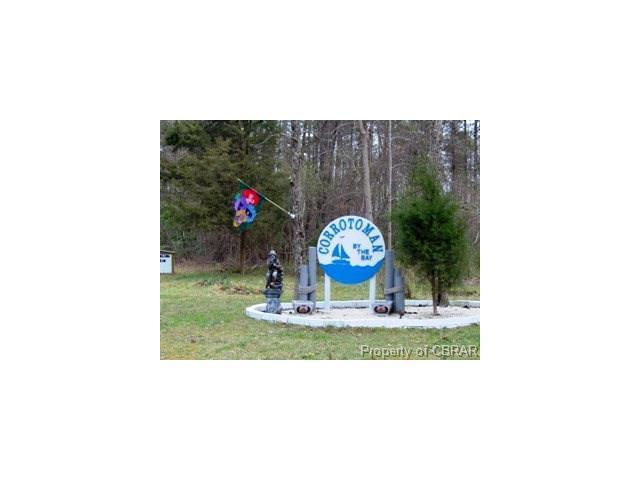 0 Corrotoman Drive, Heathsville, VA 22473 (#1807450) :: Abbitt Realty Co.