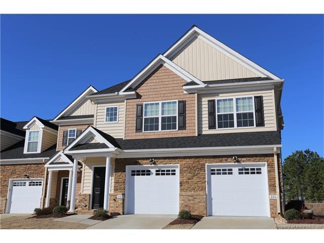 805 Braemar Creek #805, Williamsburg, VA 23188 (MLS #1807461) :: Chantel Ray Real Estate
