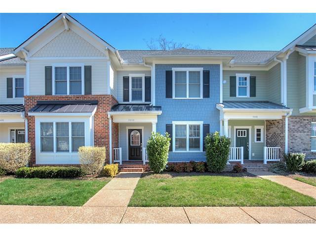 9403 Creek Summit Circle #0, Richmond, VA 23235 (MLS #1807483) :: RE/MAX Action Real Estate