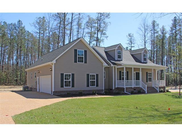 Lot 118 Thomas Jefferson Way, Gloucester, VA 23061 (MLS #1807560) :: Chantel Ray Real Estate