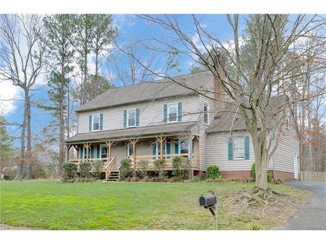 12901 Cottage Mill Place, Midlothian, VA 23114 (MLS #1807562) :: Chantel Ray Real Estate