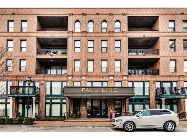 4940 Old Main Street #411, Henrico, VA 23231 (MLS #1807601) :: RE/MAX Action Real Estate