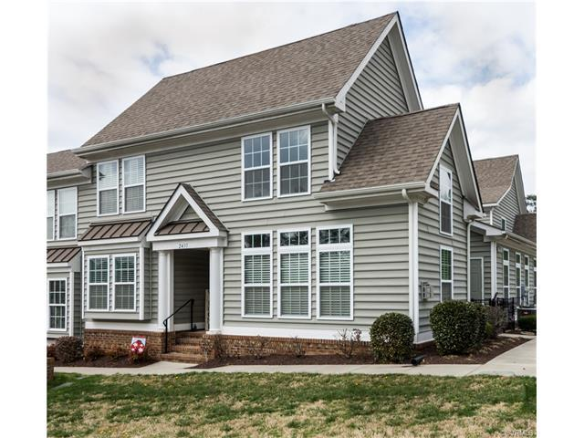 2431 Prince Andrew Court #22, New Kent, VA 23141 (MLS #1807650) :: RE/MAX Action Real Estate