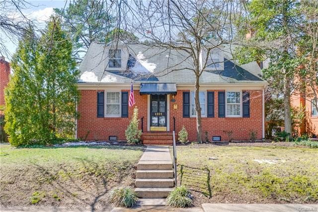 4809 Monument Avenue, Richmond, VA 23230 (MLS #1807666) :: Small & Associates