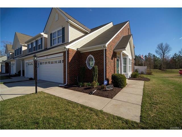 7769 Marshall Arch Drive #55, Mechanicsville, VA 23111 (MLS #1807680) :: Chantel Ray Real Estate