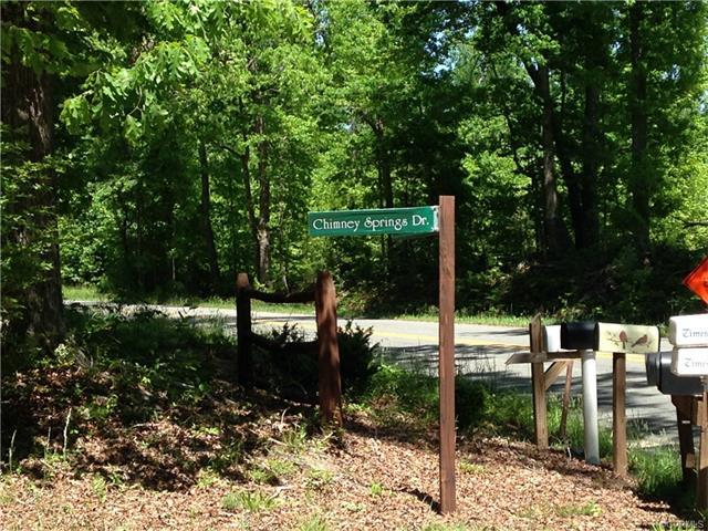 5304 Chimney Springs Drive, Goochland, VA 23063 (MLS #1807750) :: The Ryan Sanford Team
