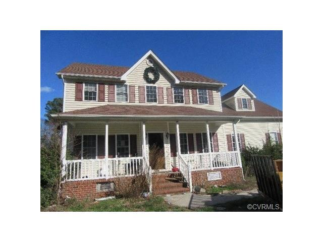20411 Horseshoe Road, Carson, VA 23830 (MLS #1807781) :: Chantel Ray Real Estate