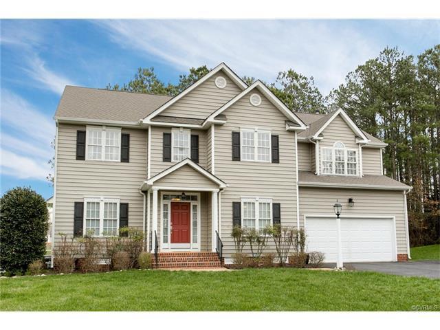 4912 Park Meadows Lane, Glen Allen, VA 23059 (MLS #1807804) :: Chantel Ray Real Estate