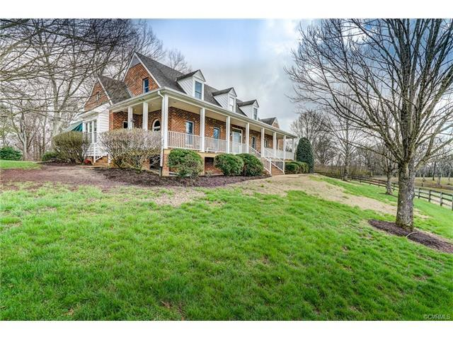 661 Pleasant Green Lane, Crozier, VA 23039 (MLS #1807889) :: The Ryan Sanford Team