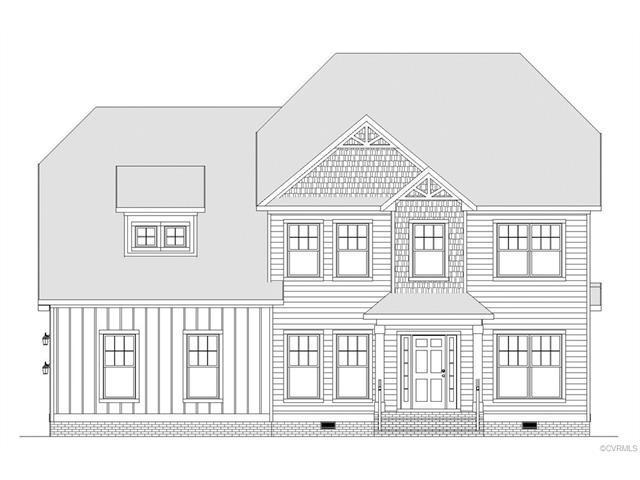 6960 Carden Park Drive, Moseley, VA 23120 (MLS #1807978) :: Chantel Ray Real Estate