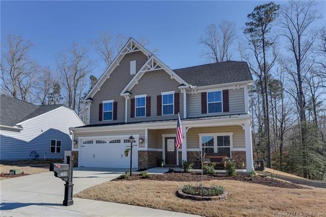 504 Caroline Circle, Williamsburg, VA 23185 (MLS #1808102) :: Chantel Ray Real Estate