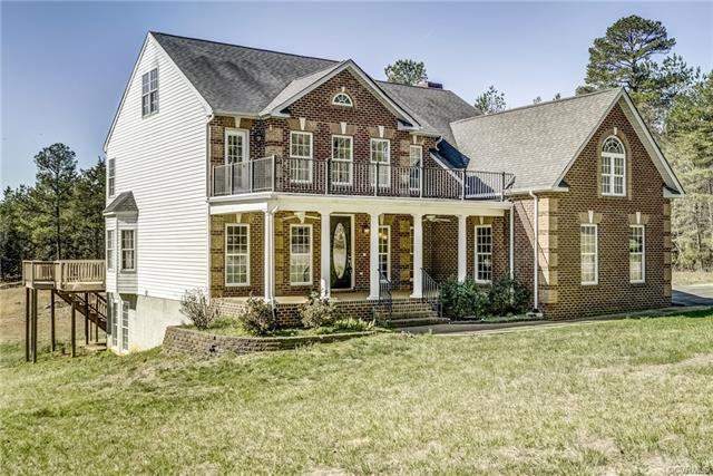 1176 Lickinghole Road, Goochland, VA 23063 (MLS #1808296) :: Chantel Ray Real Estate
