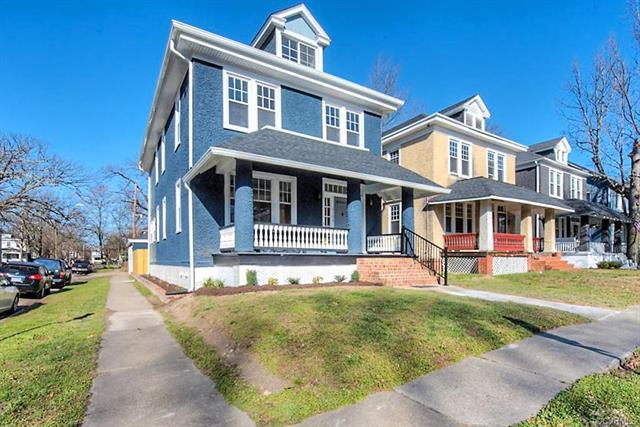 3100 Fendall Avenue, Richmond, VA 23222 (MLS #1808307) :: Small & Associates