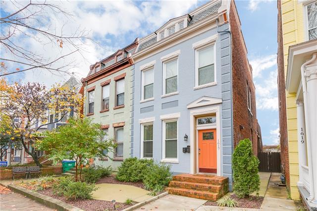 1617 Floyd Avenue, Richmond, VA 23220 (MLS #1808487) :: Small & Associates