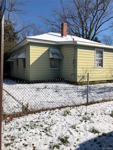 501 N 10th Avenue, Hopewell, VA 23860 (#1808493) :: Abbitt Realty Co.