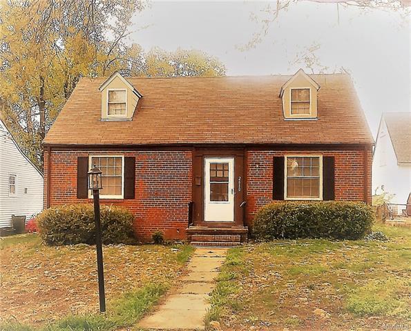 2610 Kenwood Avenue, Henrico, VA 23228 (MLS #1808496) :: RE/MAX Action Real Estate
