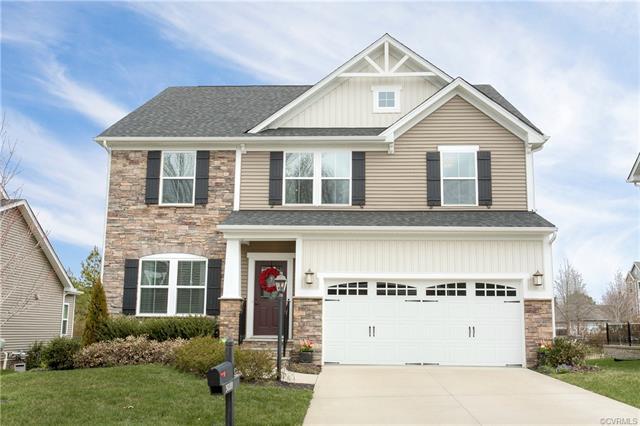 3020 Hunton Cottage Lane, Glen Allen, VA 23059 (#1808598) :: Resh Realty Group