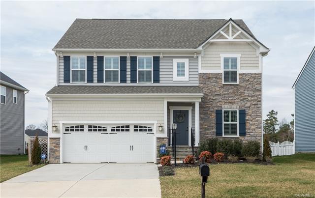 9523 Thornecrest Drive, Mechanicsville, VA 23116 (#1808611) :: Resh Realty Group