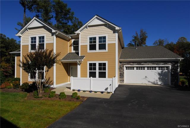 12104 Blossom Point Road 5A - 22, Chester, VA 23831 (MLS #1808642) :: The Ryan Sanford Team