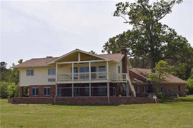 780 Chesapeake Trail, White Stone, VA 22578 (MLS #1808649) :: The Ryan Sanford Team