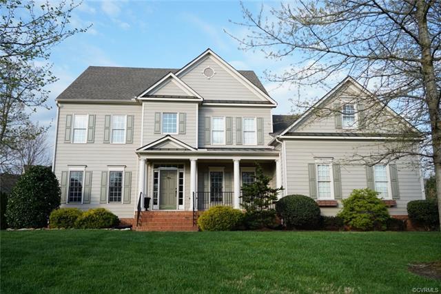 12040 Stonewick Place, Glen Allen, VA 23059 (MLS #1808847) :: Small & Associates