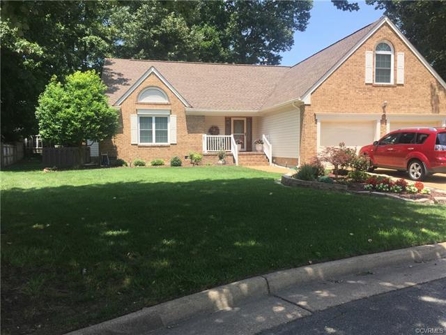 103 Killarnock Court, Yorktown, VA 23693 (MLS #1808866) :: Chantel Ray Real Estate