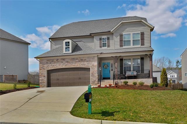 17518 Ruby Lake Terrace, Moseley, VA 23120 (MLS #1808884) :: Chantel Ray Real Estate