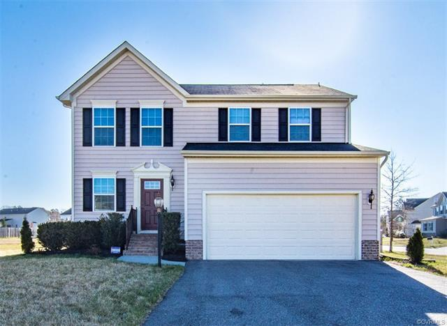 7127 Windsor Castle Way, Henrico, VA 23231 (MLS #1808925) :: Chantel Ray Real Estate