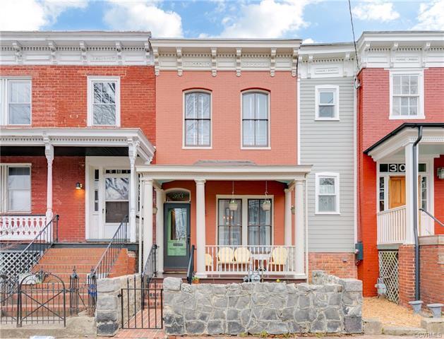 303 W Clay Street, Richmond, VA 23220 (#1809017) :: Resh Realty Group