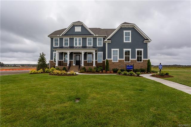 11529 Emerson Mill Way, Glen Allen, VA 23059 (MLS #1809041) :: Chantel Ray Real Estate