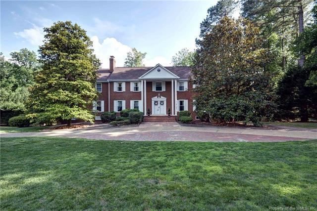 23 Whittakers Mill Road, Williamsburg, VA 23185 (MLS #1809061) :: Chantel Ray Real Estate