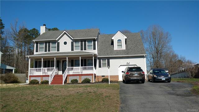 7412 Trailing Rock Road, Prince George, VA 23875 (#1809288) :: Resh Realty Group