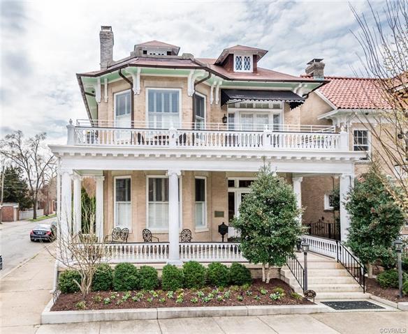 3101 W Franklin Street, Richmond, VA 23221 (MLS #1809352) :: Small & Associates