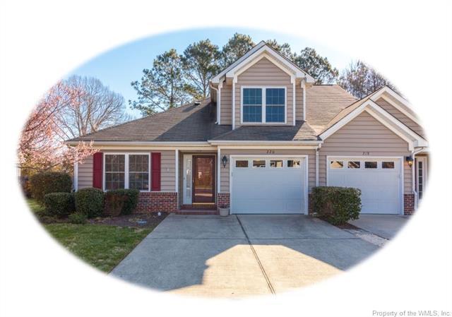 220 Wingate Drive Na, Williamsburg, VA 23185 (MLS #1809390) :: Chantel Ray Real Estate