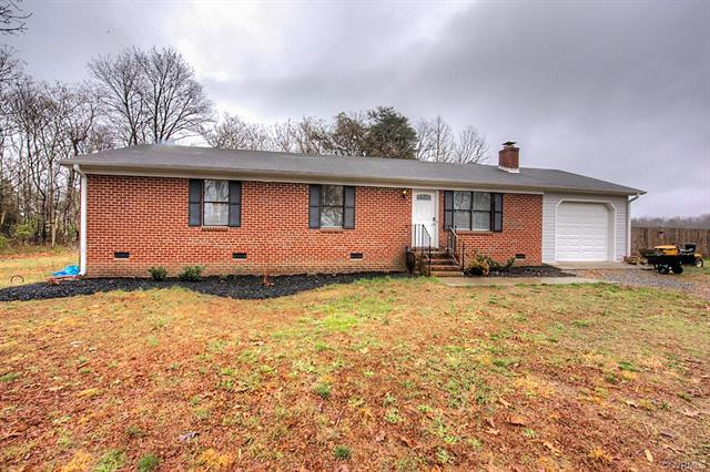 18344 Teman Road, Beaverdam, VA 23015 (MLS #1809617) :: EXIT First Realty