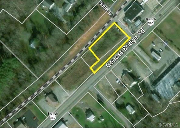 .42 ACRES Goodes Bridge Road, Amelia Courthouse, VA 23002 (MLS #1809627) :: The Ryan Sanford Team