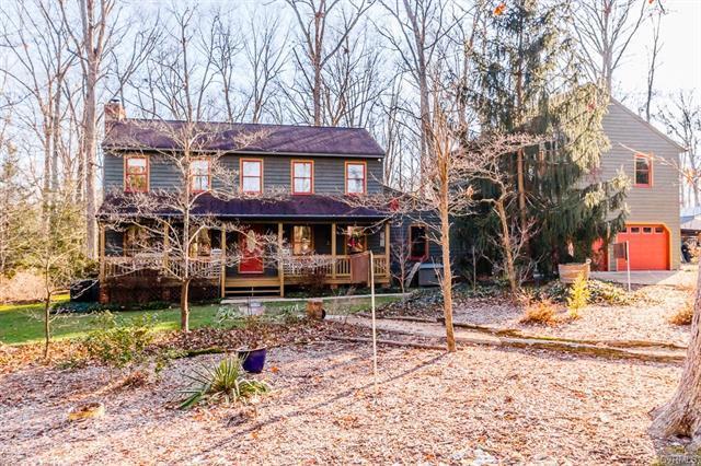 1589 Old Church Road, Mechanicsville, VA 23111 (#1809656) :: Resh Realty Group
