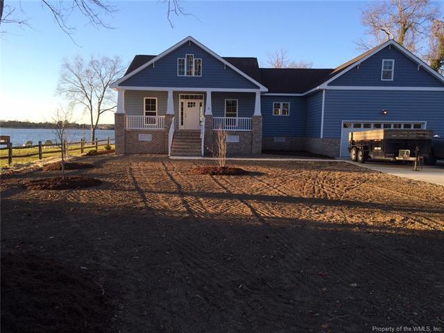 Lot 2A Pasture Rd., Poquoson, VA 23662 (MLS #1809671) :: RE/MAX Action Real Estate