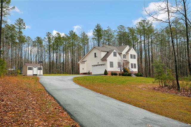 3850 Mill Station Drive, Powhatan, VA 23139 (MLS #1809676) :: EXIT First Realty