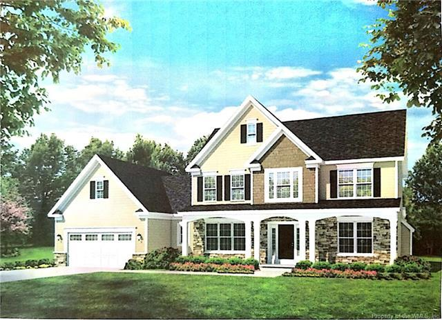 Lot 2B Pasture Rd., Poquoson, VA 23662 (MLS #1809678) :: RE/MAX Action Real Estate