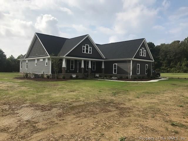 LOT 2C Pasture Road, Poquoson, VA 23662 (MLS #1809683) :: RE/MAX Action Real Estate