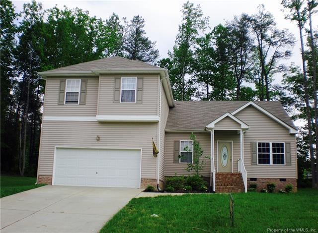 5232 Rockingham Drive, Williamsburg, VA 23188 (MLS #1809700) :: Chantel Ray Real Estate